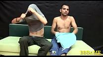 Sexy bareback fuck with homos