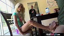 Horny Naughty GF (piper perri) Perform Sex In Front Of Camera clip-25
