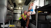 BANGBROS - Bridgette B Serves Sean Lawless Hot Dogs And A Pair Of Big Tits Preview