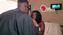 Two House Robbers   Fucked Bbw Ebony port harcourt bitch with the condom they found in her room - Hot sex