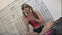 caged and trained