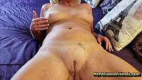 Slutty Taboo Mommy Gets Her Pussy & Ass Fucked