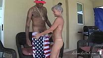 Leilani Lei meets Shaundam
