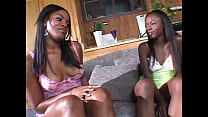 Lesbian Dime Pieces #3 - Black bad girls just love the taste of cunt