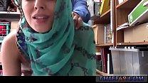 British Female  Cop Hijab Wearing Arab Teen Ha ng Arab Teen Harassed For Stealing