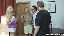 She fucks his family Preview