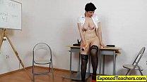 Jaruska masturbating on table • andhra aunty xxx thumbnail