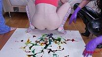 Anal Slobber Painting thumbnail