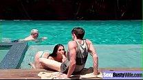 (Rachel Starr) Hot Big Round Boobs Wife Love Intercorse clip-21