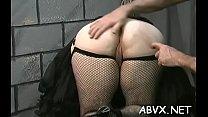 Mesmerizing babe is playing with her milk jugs era pornhub video