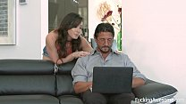 Jennifer White wants her step-dad's cock image