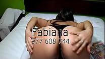 Sexy video Fabiana Lince Lima Vorschaubild