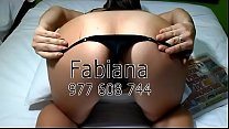 9503 Sexy video Fabiana Lince Lima preview