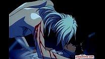 Hentai gay painful kiss