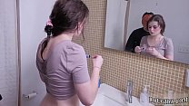 Young teen shower Punish my nineteen year-old rump and mouth