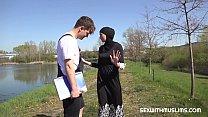 9688 Hot outdoor muslim fuck preview