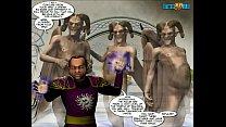 3D Comic: World of Neverquest. Episode 3