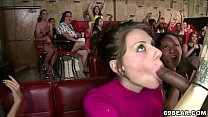 Gorgeous Women  Sucking Cock At Cfnm Party  Cfnm Party