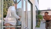 RK Prime - (Riley Reid, Rob Carpenter, Xavier Miller) - Doggystyle Door - Reality Kings