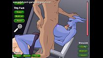 Adult flash hentai game guy fucks girls and alien chick Preview