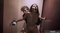 PURE TABOO Nympho Wife gets Risky Creampie From...