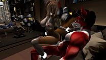 Download video bokep The New Year's Party ( Furry / Yiff ) 3gp terbaru