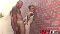 NASTYDADDY Twink Timothy Drake Craves For Lance Charger Cock