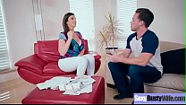 Hardcore Sex Action With Big Round Boobs Housewife (Sara Jay) clip-20 clip1