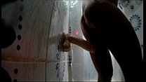 Sister Secretly Fucking Dildo in Bathroom - HotGalCam.com thumbnail