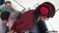 Japanese chick, Ruri Narumiya facesits guys, un...