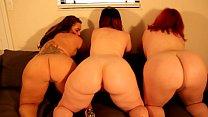 Big ass shaking porn