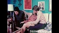Pregnant Lust - 1970s Vintage XXX Preview
