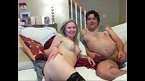 Sexy amateur couple on cam - HornySlutCams.com