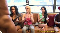 Beautiful party babe pussy slammed by hung stri... Thumbnail