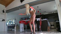The best Blonde Slut Rikki Six صورة