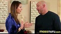 Japanese Masseuse Gives a Full Service Massage 20