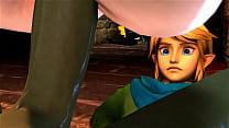Princess Zelda fucked by Ganondorf 3D pornhub video
