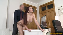 Fake Agent Awesome photoshoots and sexy models get fucked