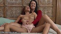 Redhead Teen Virgin Seduced By Older Woman