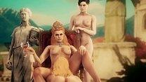 FapZone // Anna Henrietta (The Witcher 3) thumbnail