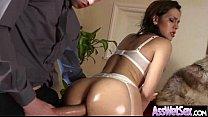 Huge Round Ass Girl Love Deep Anal Sex (samia duarte) clip-27