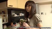 Slutty Japanese sister receives a messy creampie after the threesome Vorschaubild