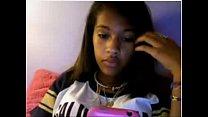 Hot Black Teen Jennifer Fingering On Webcam - livesologirls.com