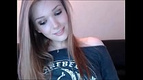 Very Pretty TS Spreads Her Legs and Plays on Cam
