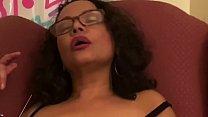 Anna Maria Mature Latina plating again