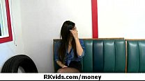 Sexy girls fucking for money 18