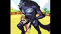 Breeder X Ultra Dire Dickwolf