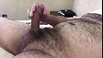 little bear showing cock