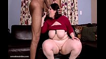 BIg Booty BBW Melody Monroe Fucks Her First Black Cock