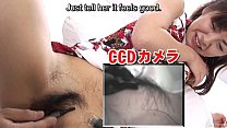 Subtitled bottomless Japanese pubic hair shaving in HD preview image